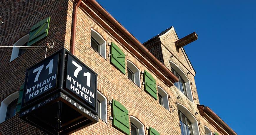 Hoteller; Renovering; hotel; installationer