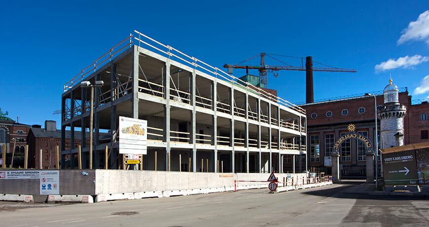 Kontor og administration; Industri og erhverv; Konstruktioner; rådgivning; nybyggeri; renovering