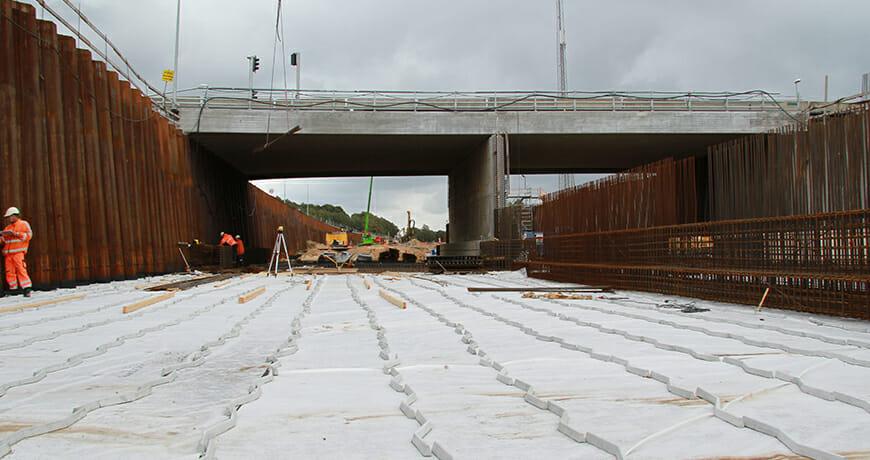 Broer og anlægskonstruktioner