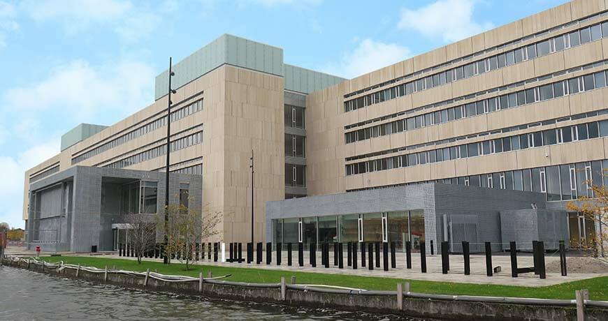 Københavns Universitet, Søndre City