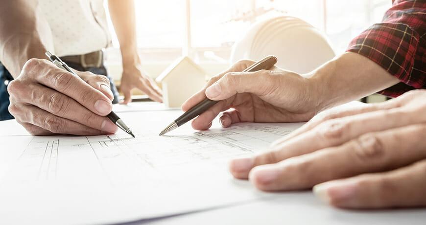 Myndighedsgodkendelser og -koordinering; Bygherrerådgivning