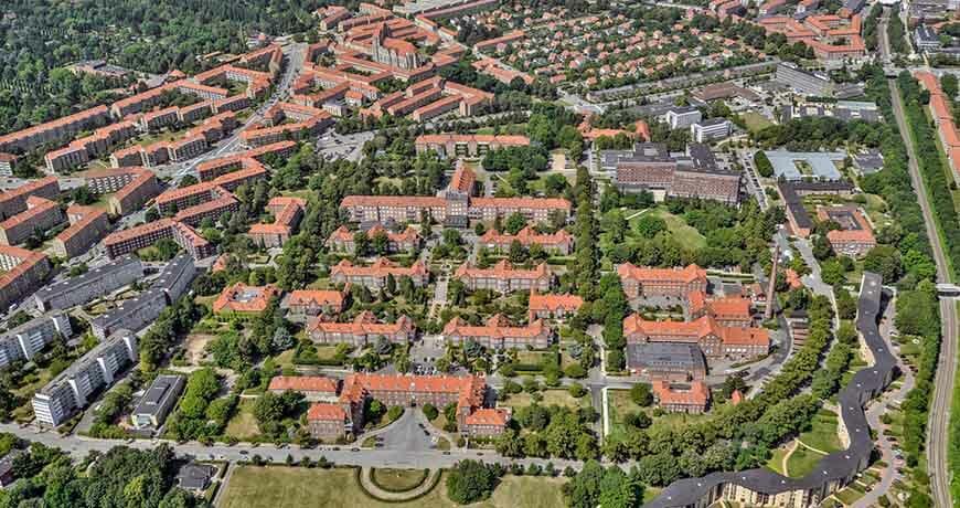 Bispebjerg Hospital Kort