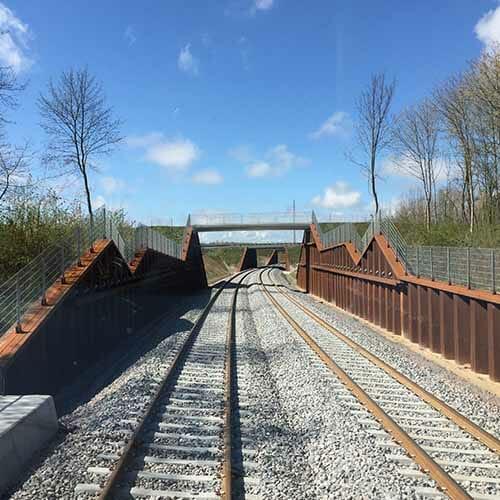 højhastighedsbane mellem København og Ringsted