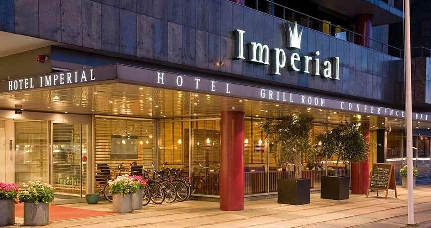 Renovering og ombygning af hotel