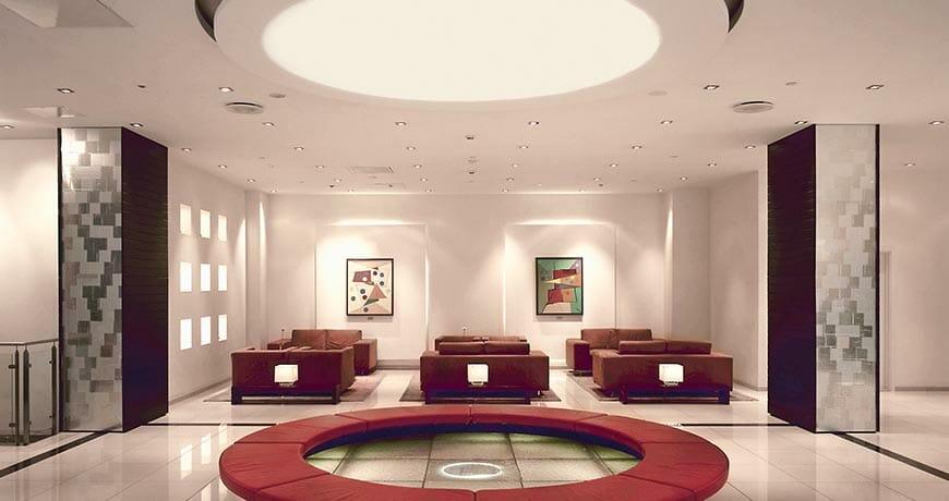 Ombygning af kontorlokaler til hotel