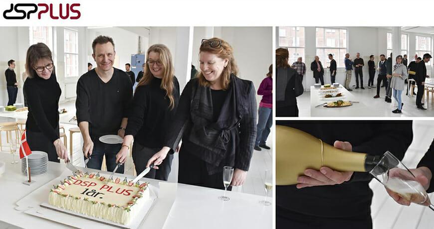 DSP PLUS fejrer 1-året for rammeaftalen