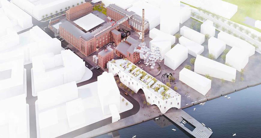 EKJ i konkurrence om historisk industriområde i Aalborg