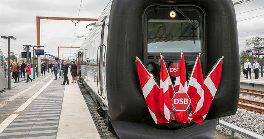 Højhastighedsbanen København-Ringsted