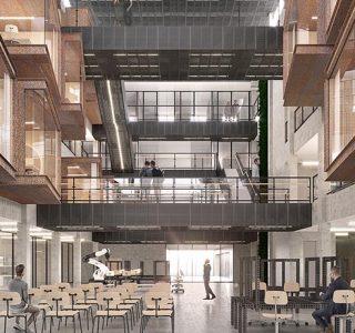 Udvidelsen af Mærsk Mc-Kinney Møller Instituttet