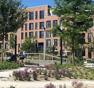 Budolfi Plads i Aalborg